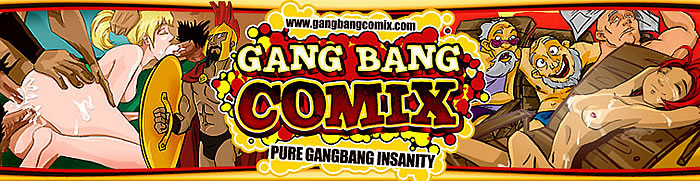 Gang Bang Comix