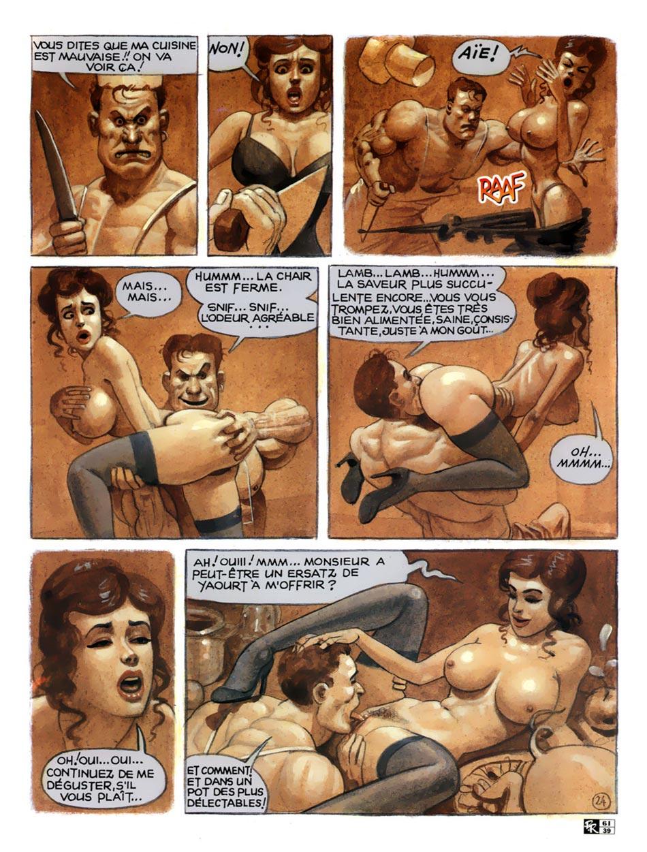 Anal Xxx Cartoon Strips - Dirty Anal Plays In Crazy Adult Comics